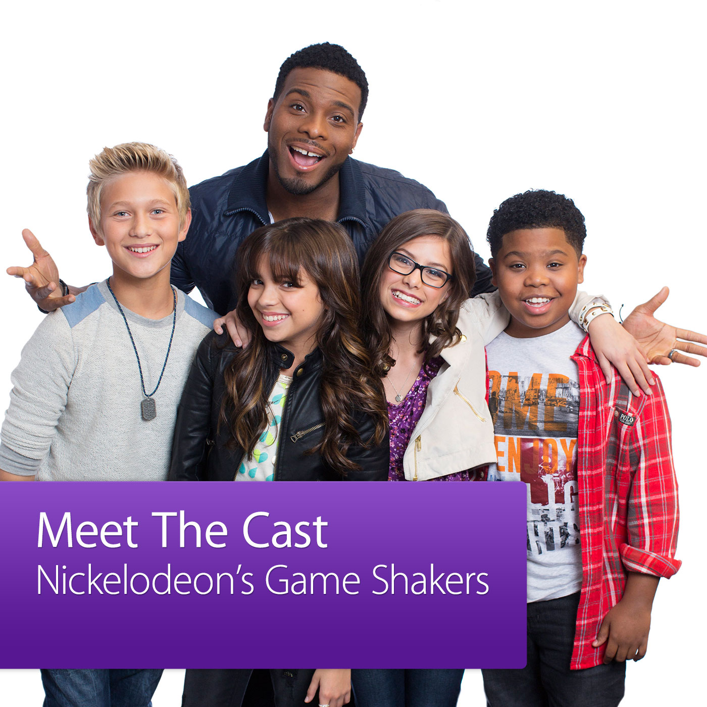 Nickelodeon's Game Shakers: Meet the Cast