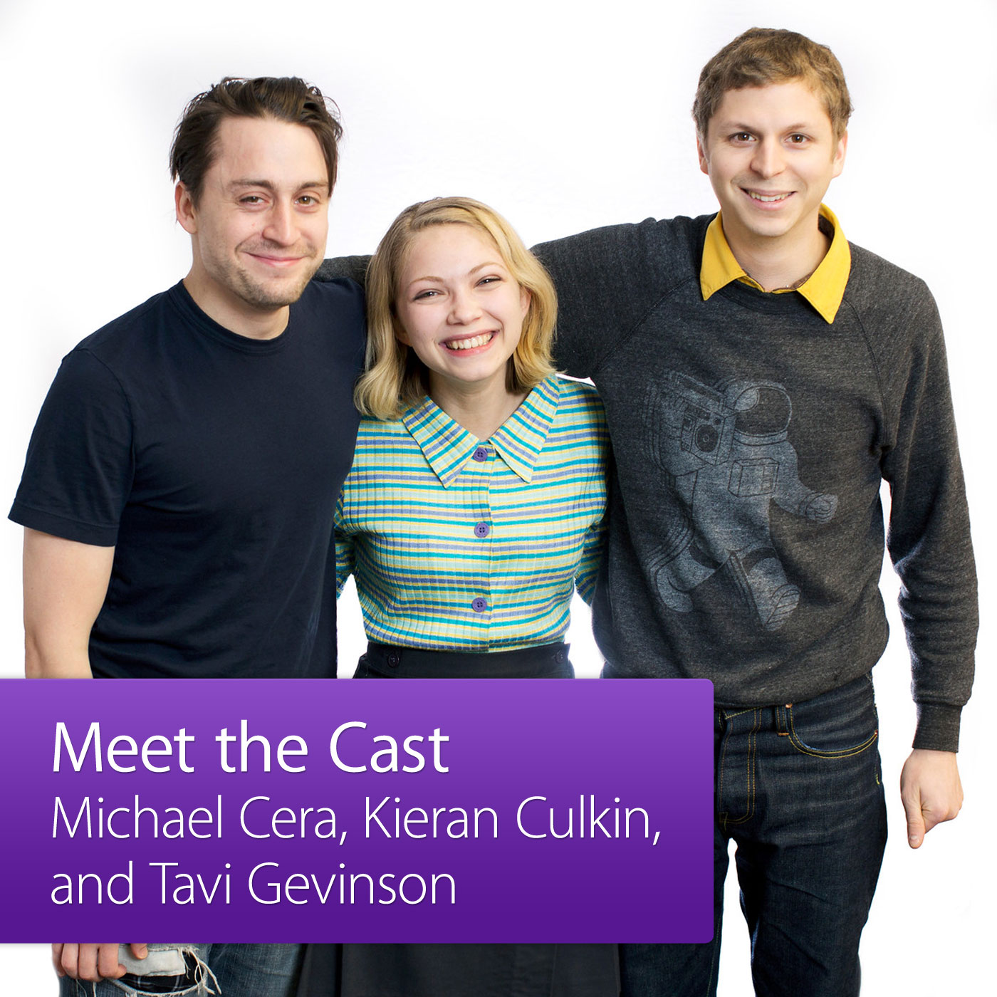 Michael Cera, Kieran Culkin, and Tavi Gevinson: Meet the Cast
