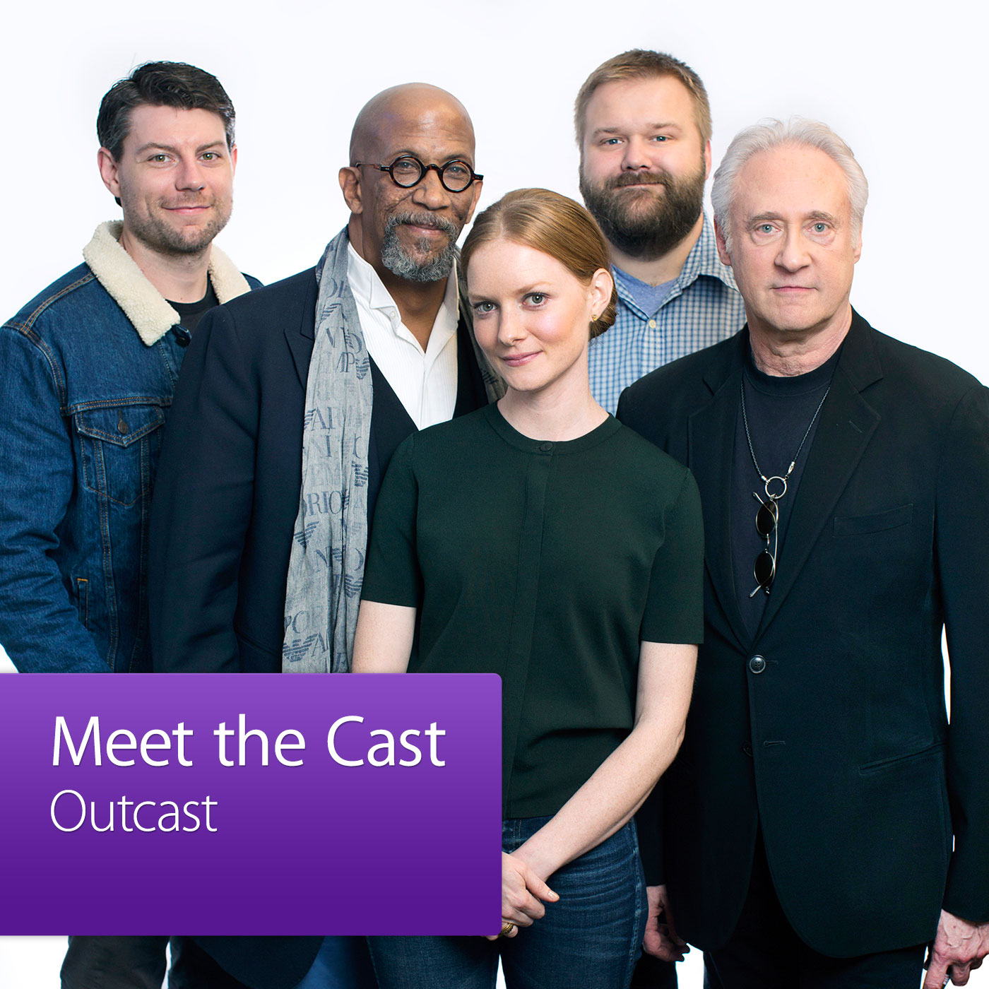 Outcast: Meet the Cast