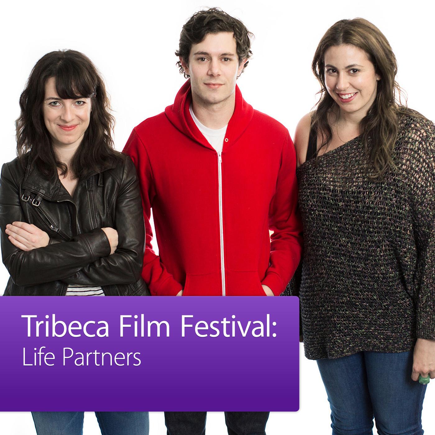 Susanna Fogel, Jordana Mollick and Adam Brody: Tribeca Film Festival
