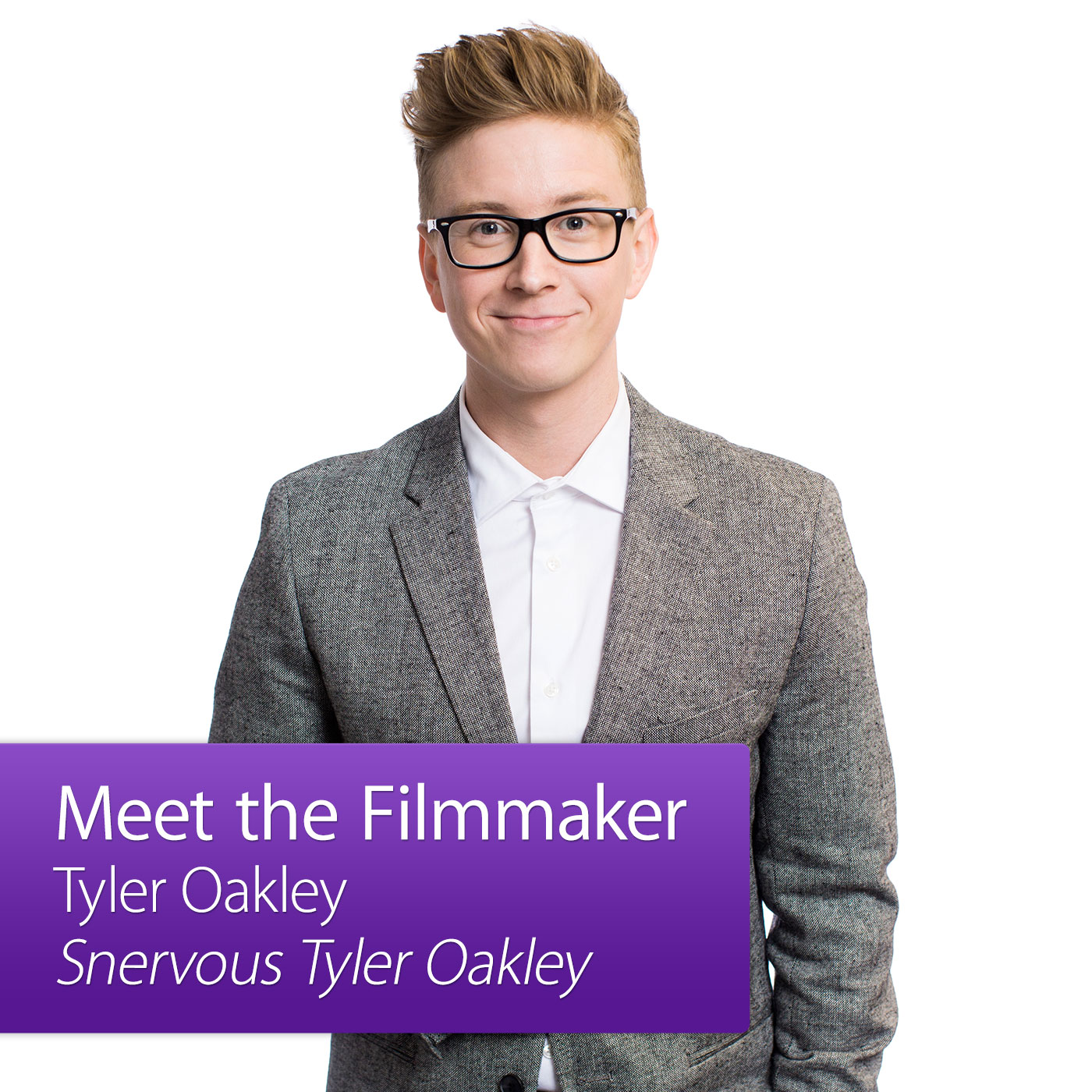 Snervous Tyler Oakley: Meet the Filmmaker