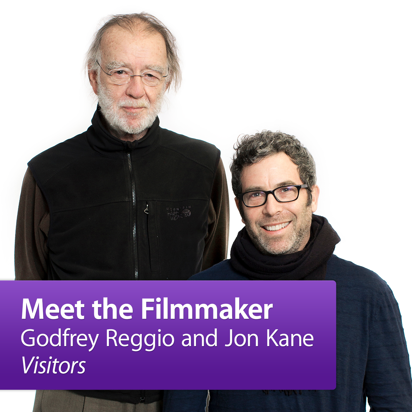 Godfrey Reggio and Jon Kane: Meet the Filmmaker