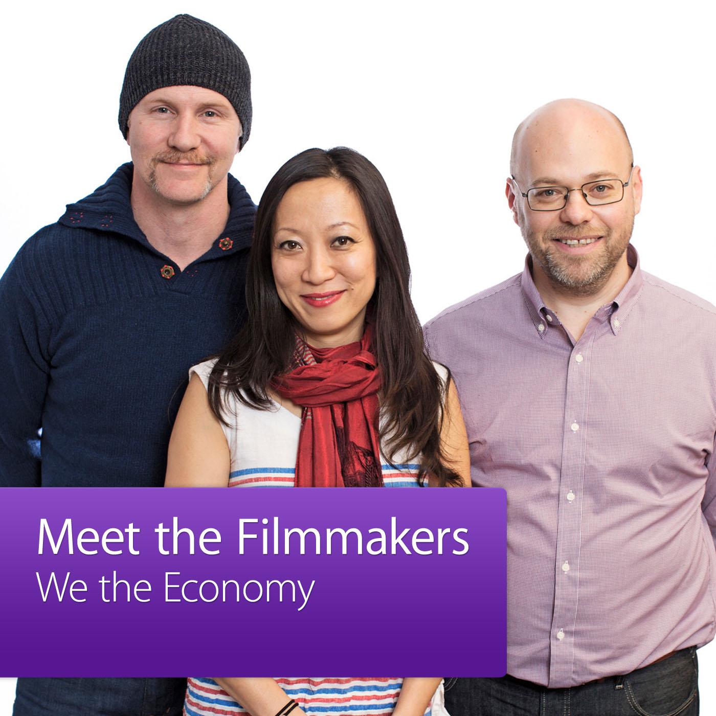 Morgan Spurlock, Miao Wang, and Adam Davidson: Meet the Filmmaker