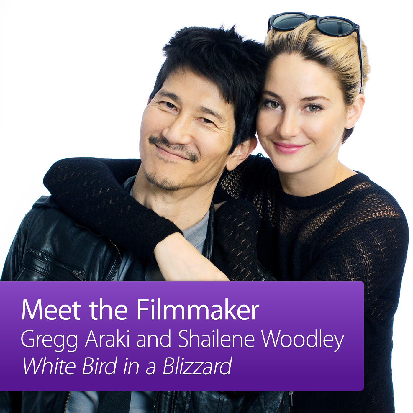 Gregg Araki and Shailene Woodley: Meet the Filmmaker