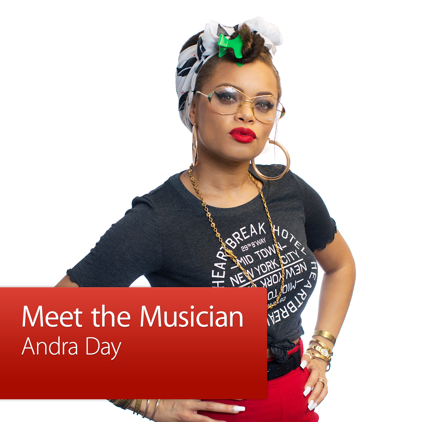 Andra Day: Meet the Musician