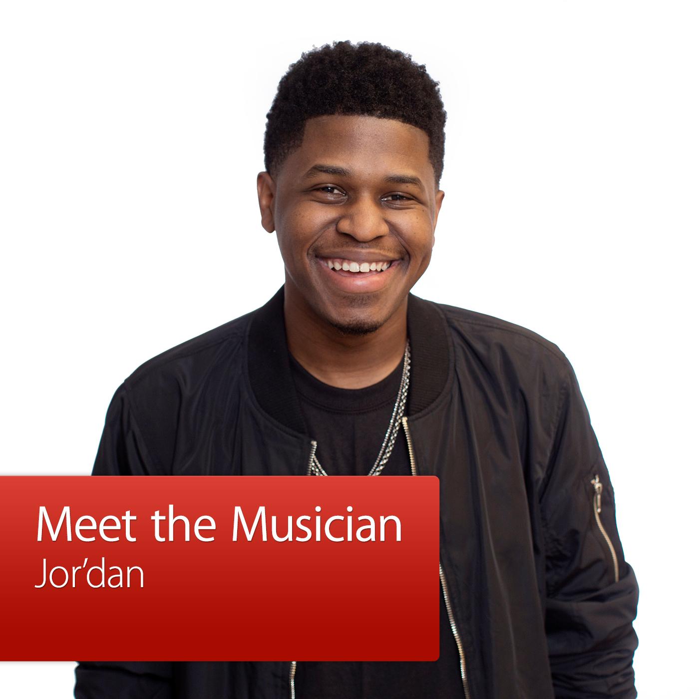 Jor'dan: Meet the Musician