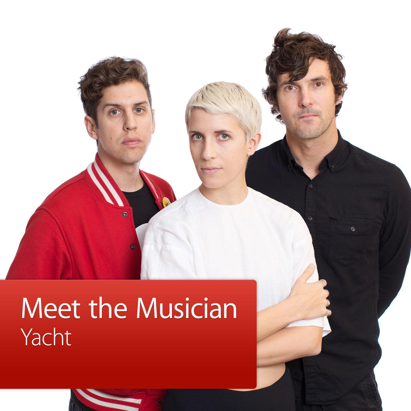 YACHT: Meet the Musician