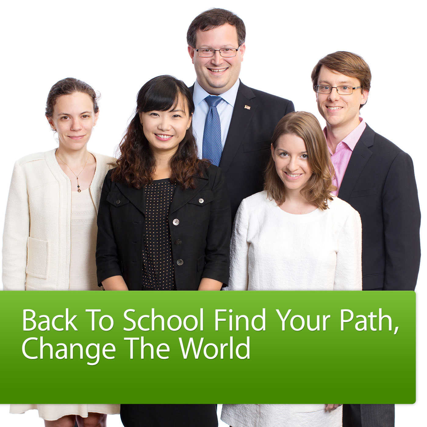 Back to School: Find Your Path, Change the World: Special Event