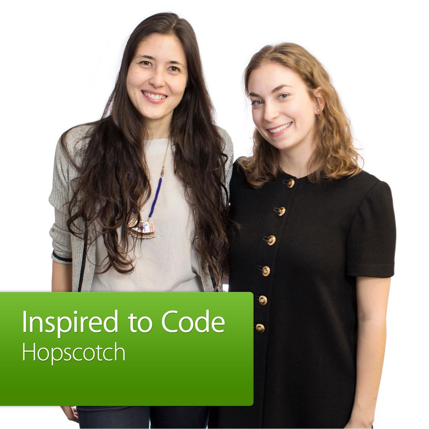Inspired to Code: Jocelyn Leavitt, Hopscotch