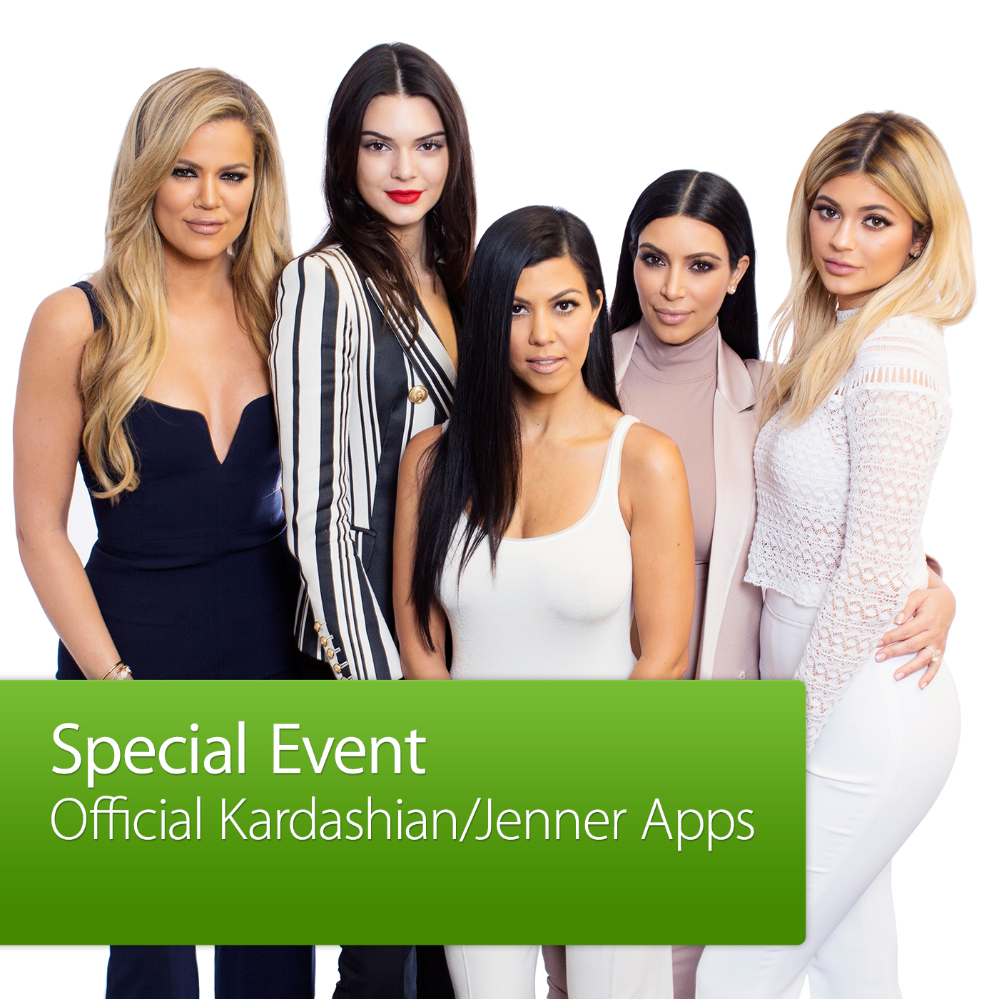 Official Kardashian/Jenner Apps: Special Event