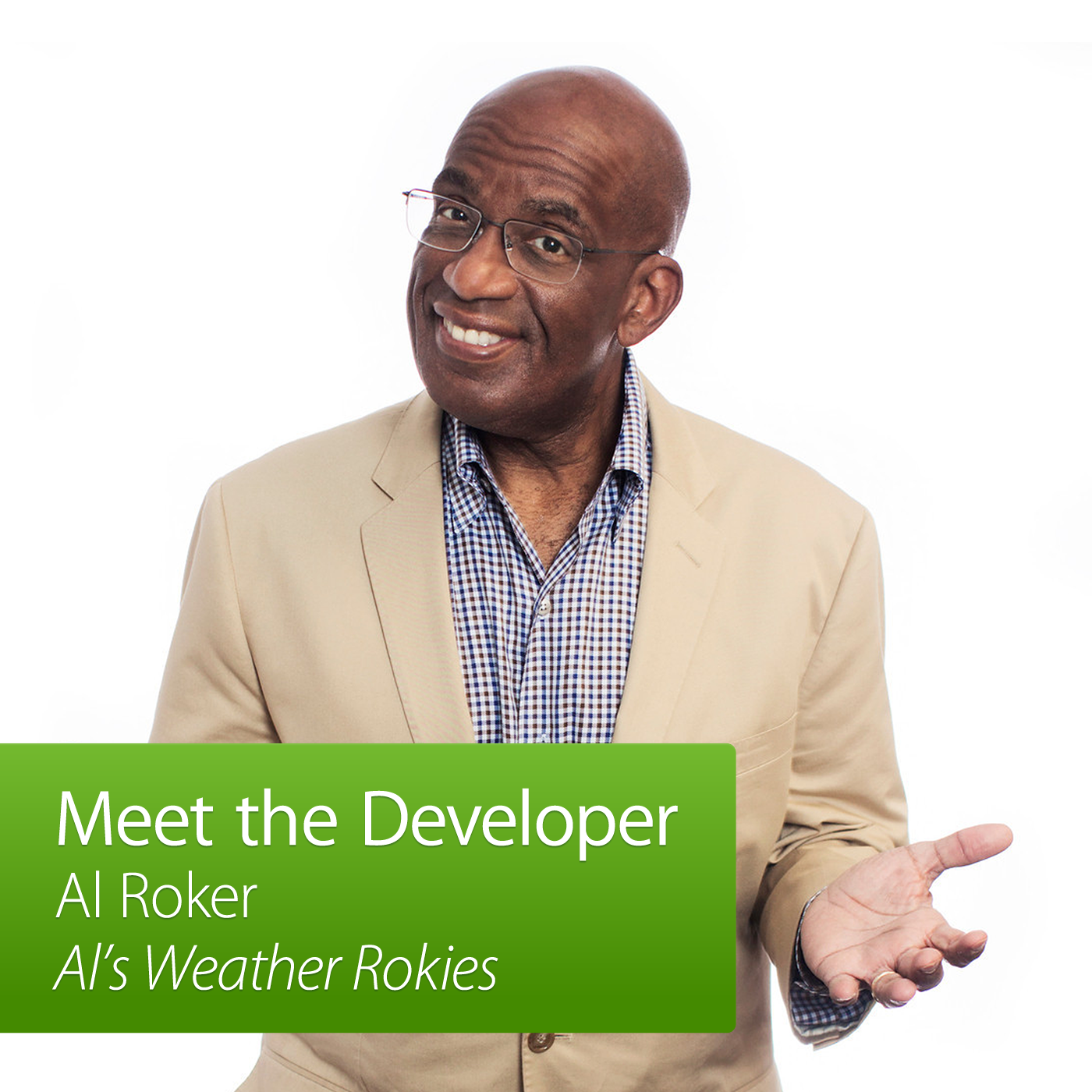 Al Roker: Meet the Developer