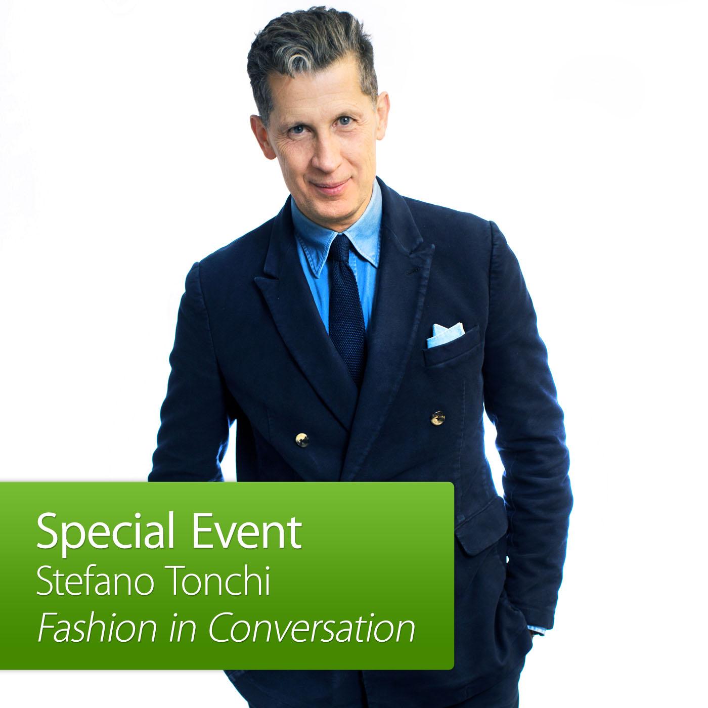 Stefano Tonchi: Fashion in Conversation